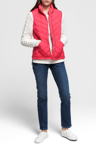 VESTA GANT O1. LIGHT DOWN GILET