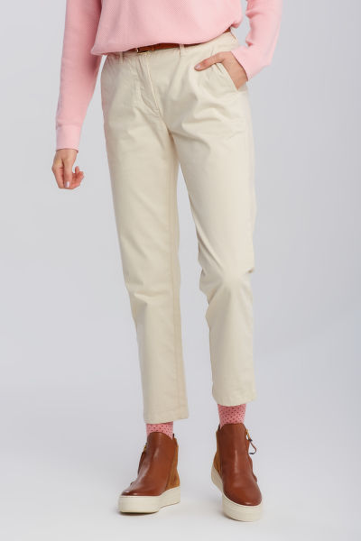 KALHOTY GANT D2. WINTER COTTON CHINO