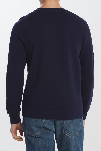 MIKINA D1. GANT LOCK UP C-NECK SWEAT