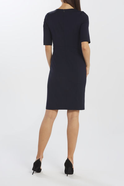 ?ATY GANT D1. HOPSACK STRETCH LITTLE B DRESS