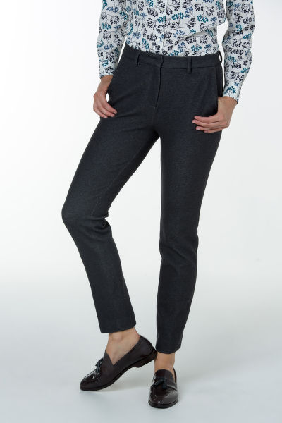 GANT O1. PIQUE STRETCH PANTS