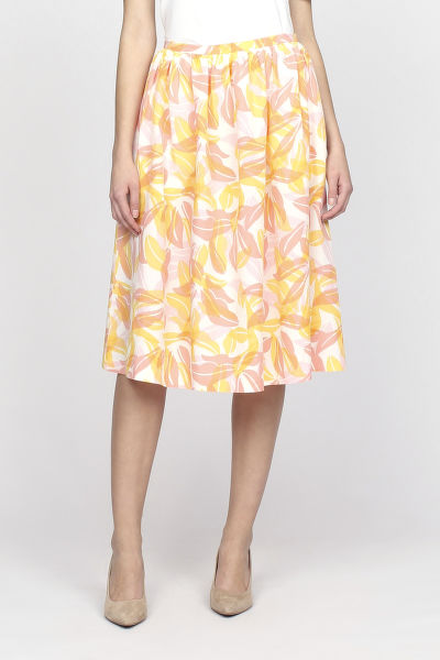 Sukn? GANT O2. AIRY LEAF SKIRT