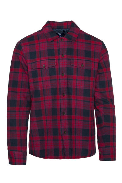 KOŠILE GANT O2. THE PADDED CHECK OVERSHIRT
