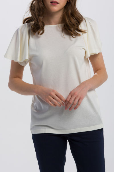 PÓLÓ GANT O2. BACK V-NECK TOP