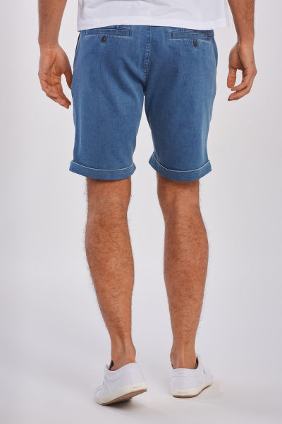 ŠORTKY GANT D2. REGULAR INDIGO SHORTS