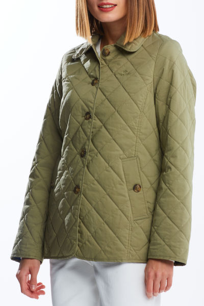 DZSEKI GANT D1. QUILTED MID LENGTH JACKET