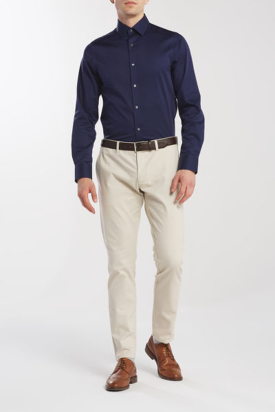 NADRÁG GANT SLIM TECH PREP CHINO