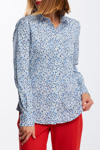 ING GANT D1. MICRO BOUQUET STRETCH BC SHIRT