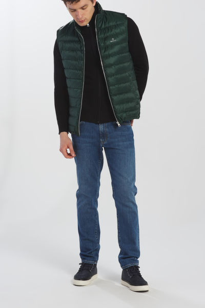 VESTA GANT D.1 THE LIGHT DOWN GILET