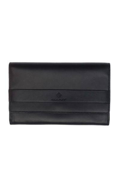 PÉNZTÁRCA GANT FOLDED LEATHER WALLET