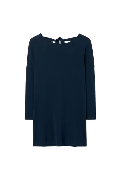 TOP GANT OP2. BOW BACK 3/4 SLEEVE TOP