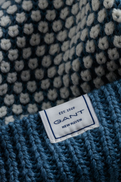 GANT ?EPICE D1. BI COLOR KNIT HAT