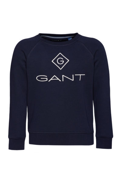 MELEGÍTŐ FELSŐ GANT GANT LOCK-UP SWEAT C-NECK