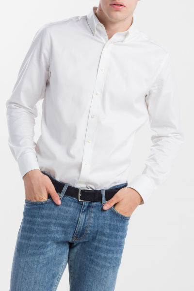 ING GANT PINPOINT OXFORD SLIM BD