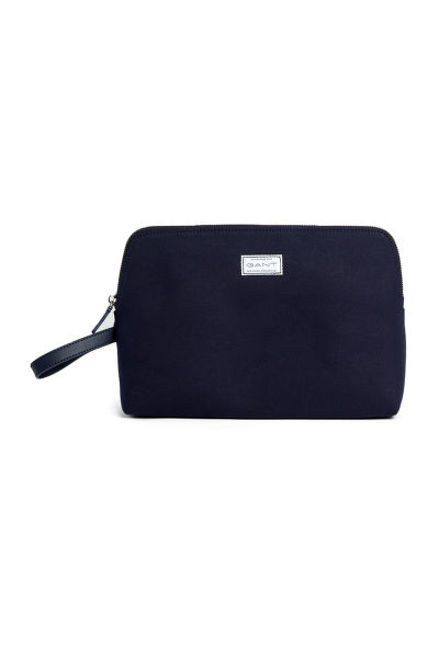 KOZMETIKAI TÁSKA GANT D1. CANVAS WASHBAG