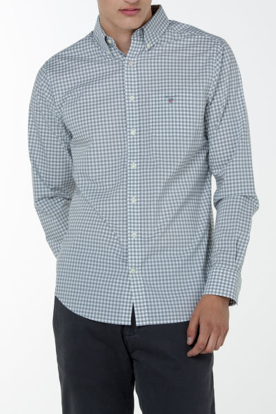 Ing GANT THE BROADCLOTH GINGHAM REG BD