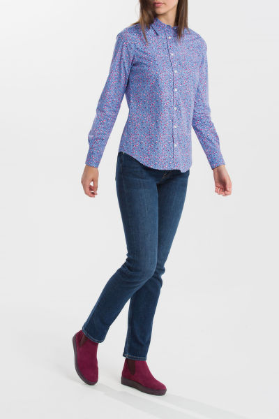 KOŠILE GANT O1. PREPPY STRETCH SHIRT
