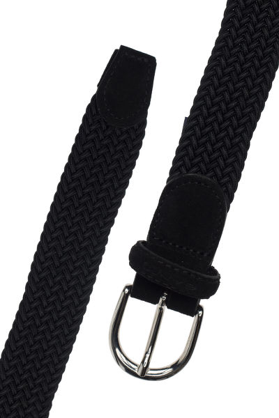 ÖV GANT O1. ELASTIC BRAID BELT