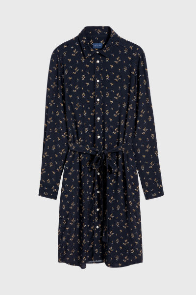 ŠATY GANT D1. BREEZY HARVEST SHIRT DRESS