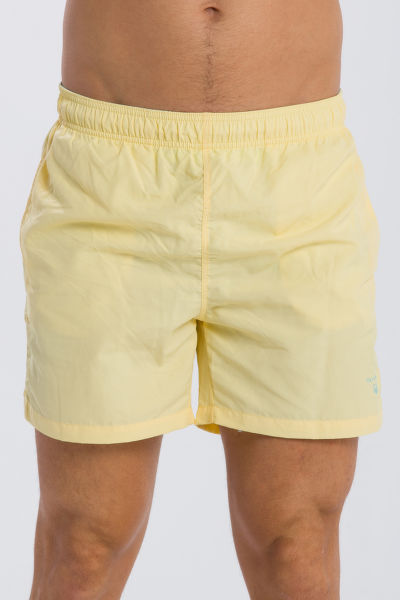 PLAVKY GANT BASIC SWIM SHORTS CLASSIC FIT