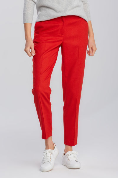 KALHOTY GANT D1. WOOL CLASSIC TAPERED PANT