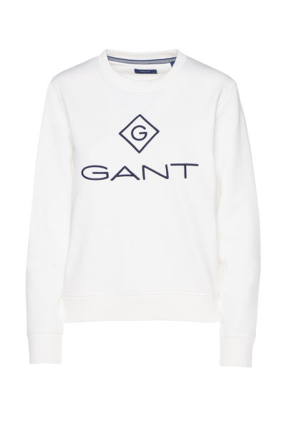 MIKINA GANT LOCK UP C-NECK SWEAT