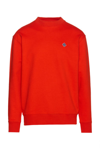 MIKINA GANT D1. GANT DIAMOND G C-NECK SWEAT