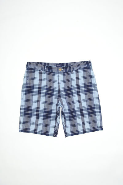 Šortky GANT O2. REGULAR MADRAS SHORTS
