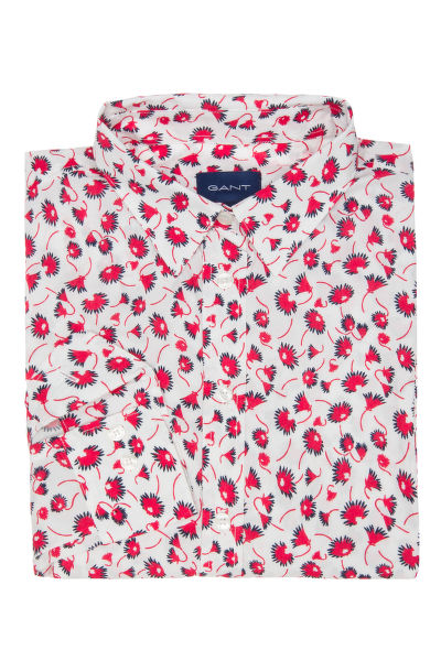 KOŠILE GANT O2. SMALL FLOWER VOILE SHIRT