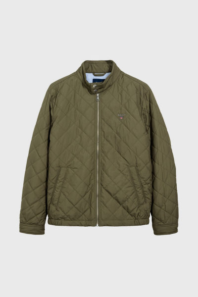 DZSEKI GANT O1. THE QUILTED WINDCHEATER