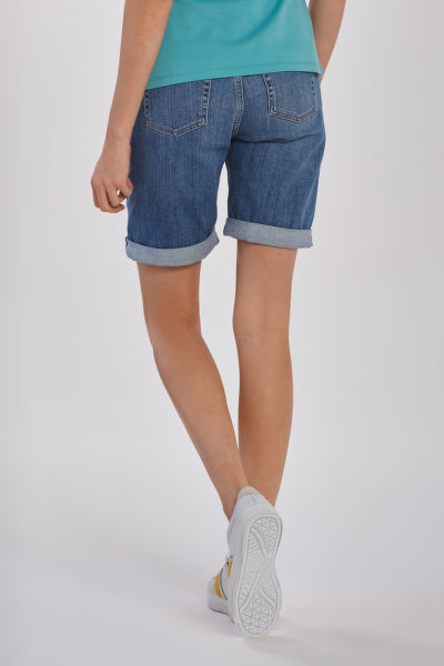 ŠORTKY GANT D1. BLUE DENIM SHORTS
