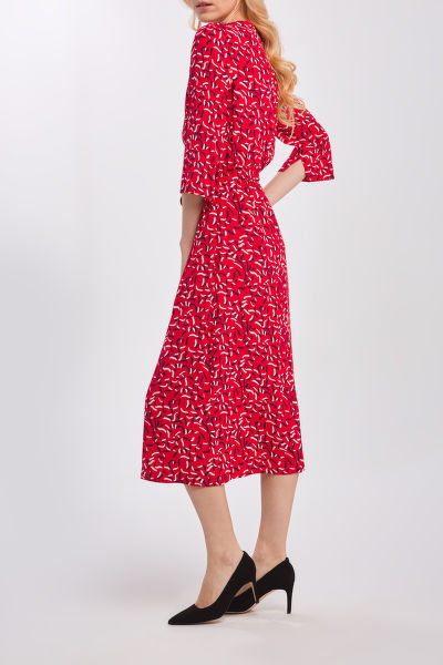 ŠATY GANT D1. GANT RIBBON PRINT DRESS