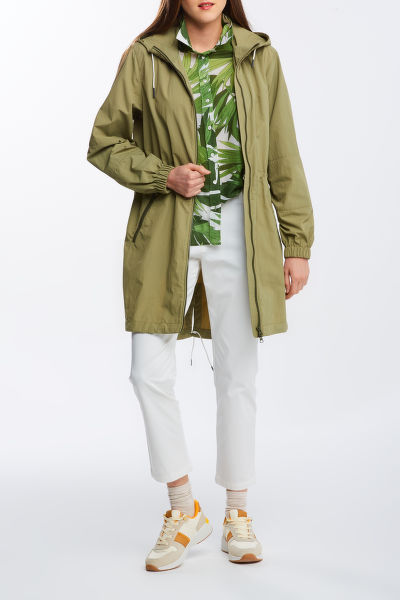KOŠILE GANT D2. PALM BREEZE COT/SILK SHIRT