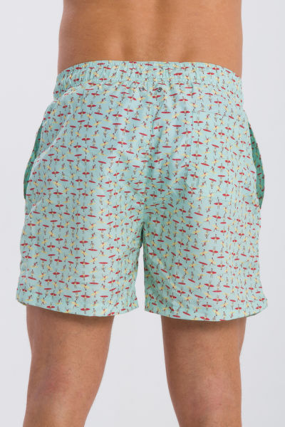 PLAVKY GANT SURFERS SWIM SHORTS CLASSIC FIT