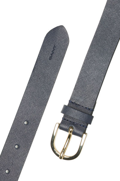 ÖV GANT O2. SAFFIANO LEATHER BELT