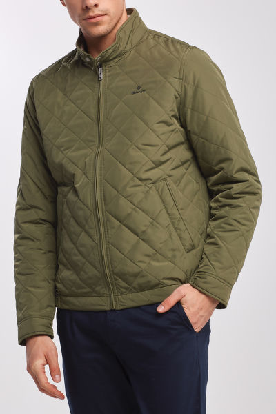 DZSEKI GANT D1. THE QUILTED WINDCHEATER