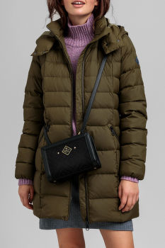 DZSEKI GANT D2. CLASSIC DOWN LONG JACKET