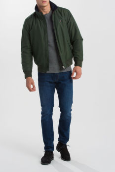 DZSEKI GANT O1. THE HAMPSHIRE JACKET