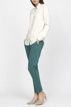Ing GANT FEATHER WEIGHT TWILL BLOUSE