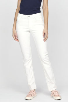 Farmer GANT O1. SLIM WHITE JEANS