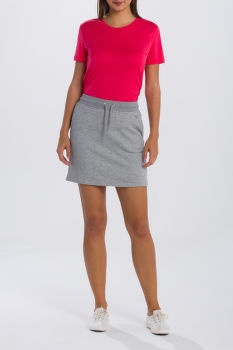 SZOKNYA GANT TONAL SHIELD SWEAT SKIRT