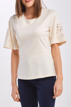 PÓLÓ GANT D2. MEADOW HOLESEAM JERSEY TOP