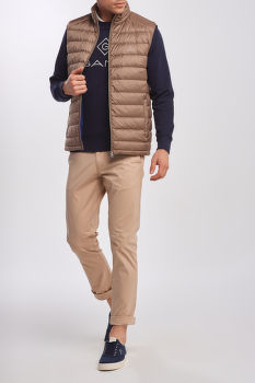 MELLÉNY GANT D1. THE LIGHT DOWN GILET