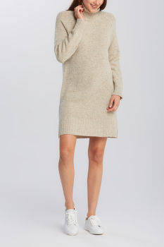 RUHA GANT D2. NEPS KNITTED DRESS