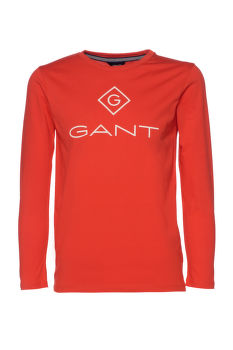 PÓLÓ GANT GANT LOCK-UP LS T-SHIRT