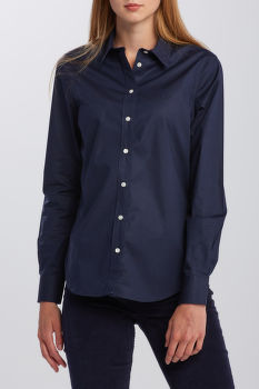 ING GANT SOLID STRETCH BROADCLOTH SHIRT