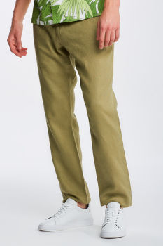 NADRÁG GANT D2. RELAXED LINEN DS PANTS
