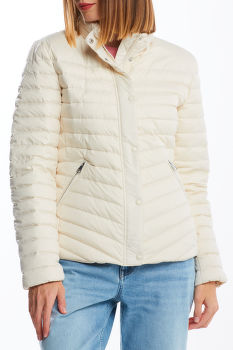 DZSEKI GANT LIGHT DOWN JACKET