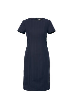 RUHA GANT G2.WASHABLE PINSTRIPE DRESS