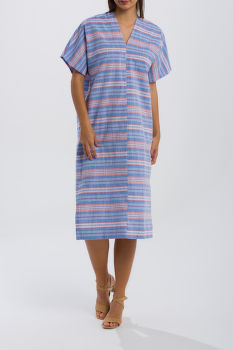 RUHA GANT O2. MULTI STRIPED DRESS